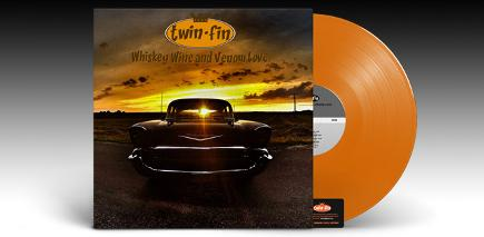 Limited Edition Orange Vinyl